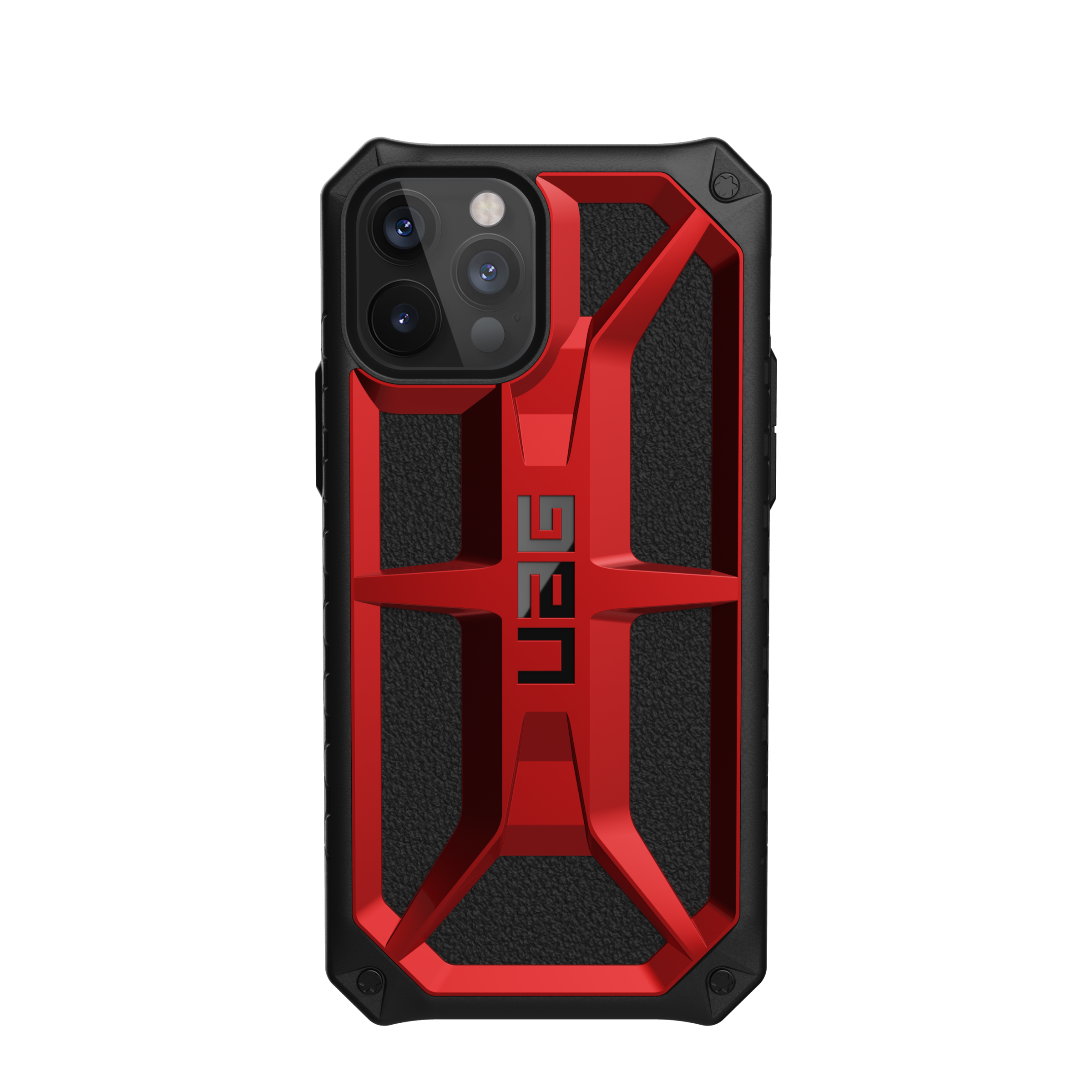 Monarch Series Case iPhone 12 Pro Max Crimson