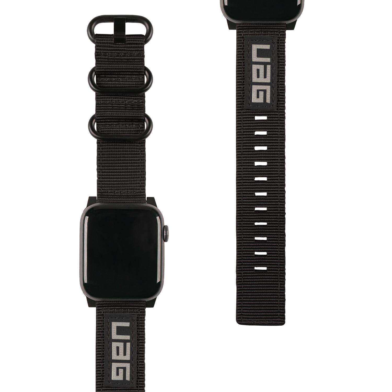 Nato Eco Strap Apple Watch 42/44 mm Black