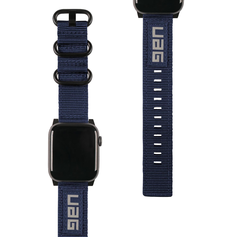 Nato Eco Strap Apple Watch 42/44 mm Mallard