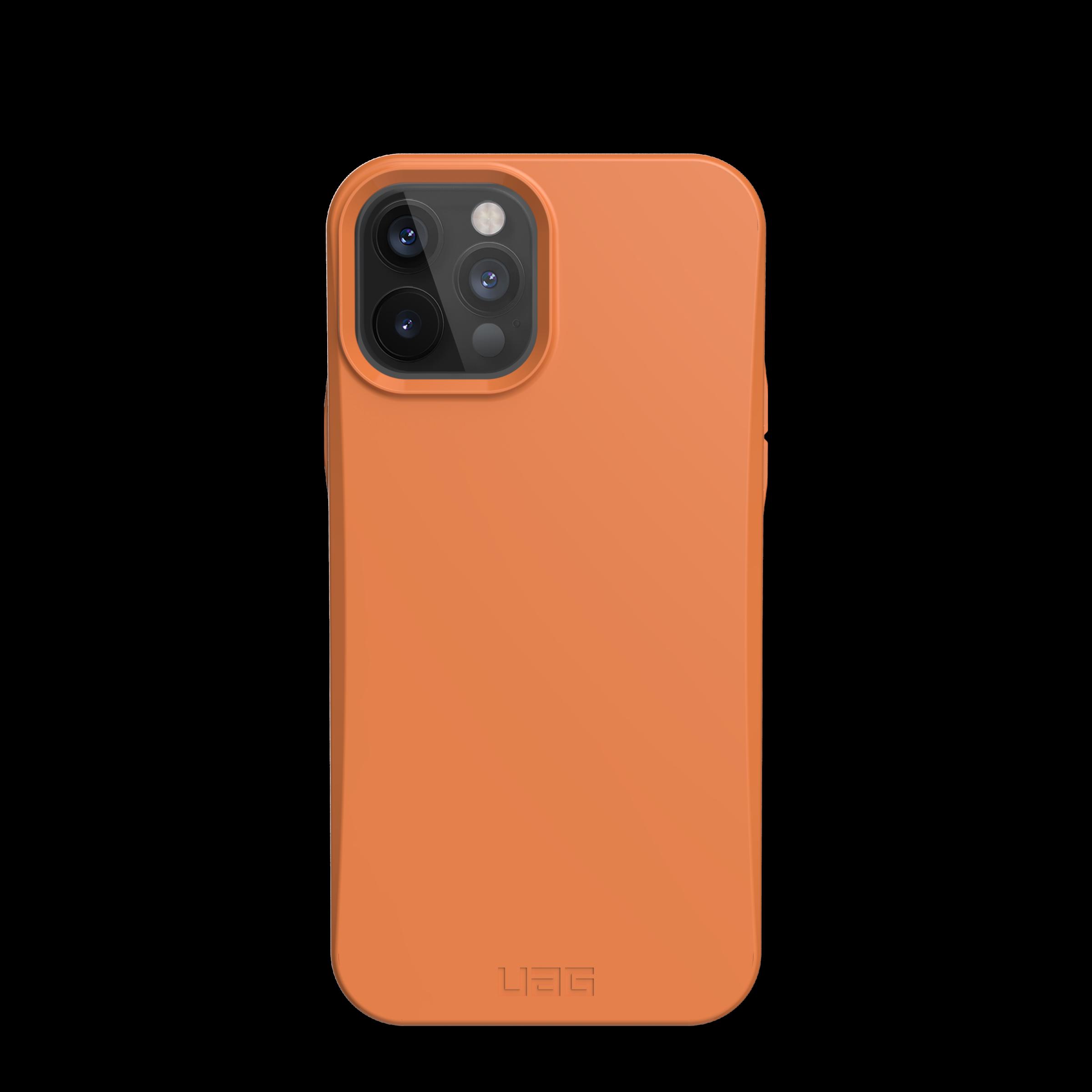 Outback Bio Case iPhone 12 Pro Max Orange