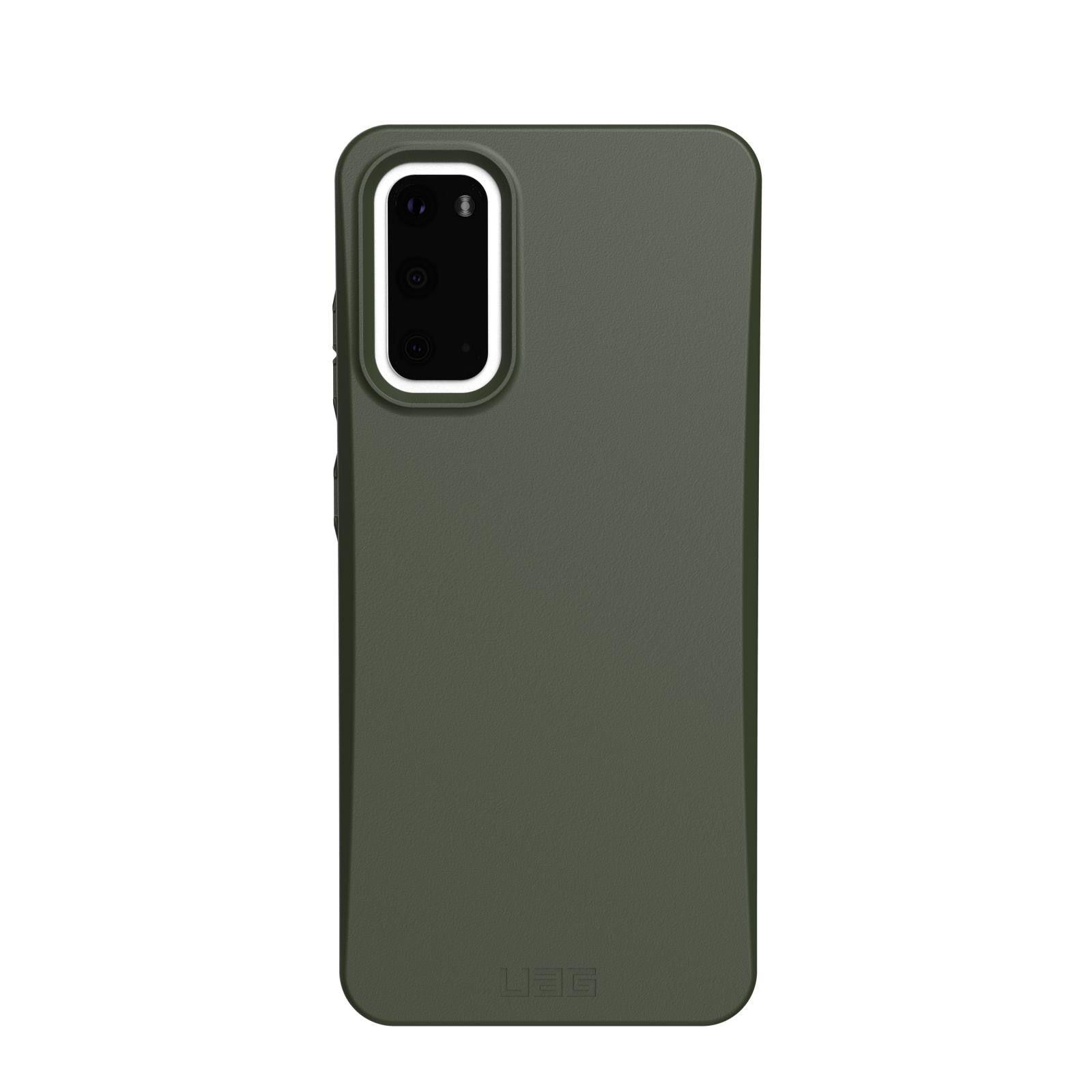 Outback Biodegradable Case Galaxy S20 Olive