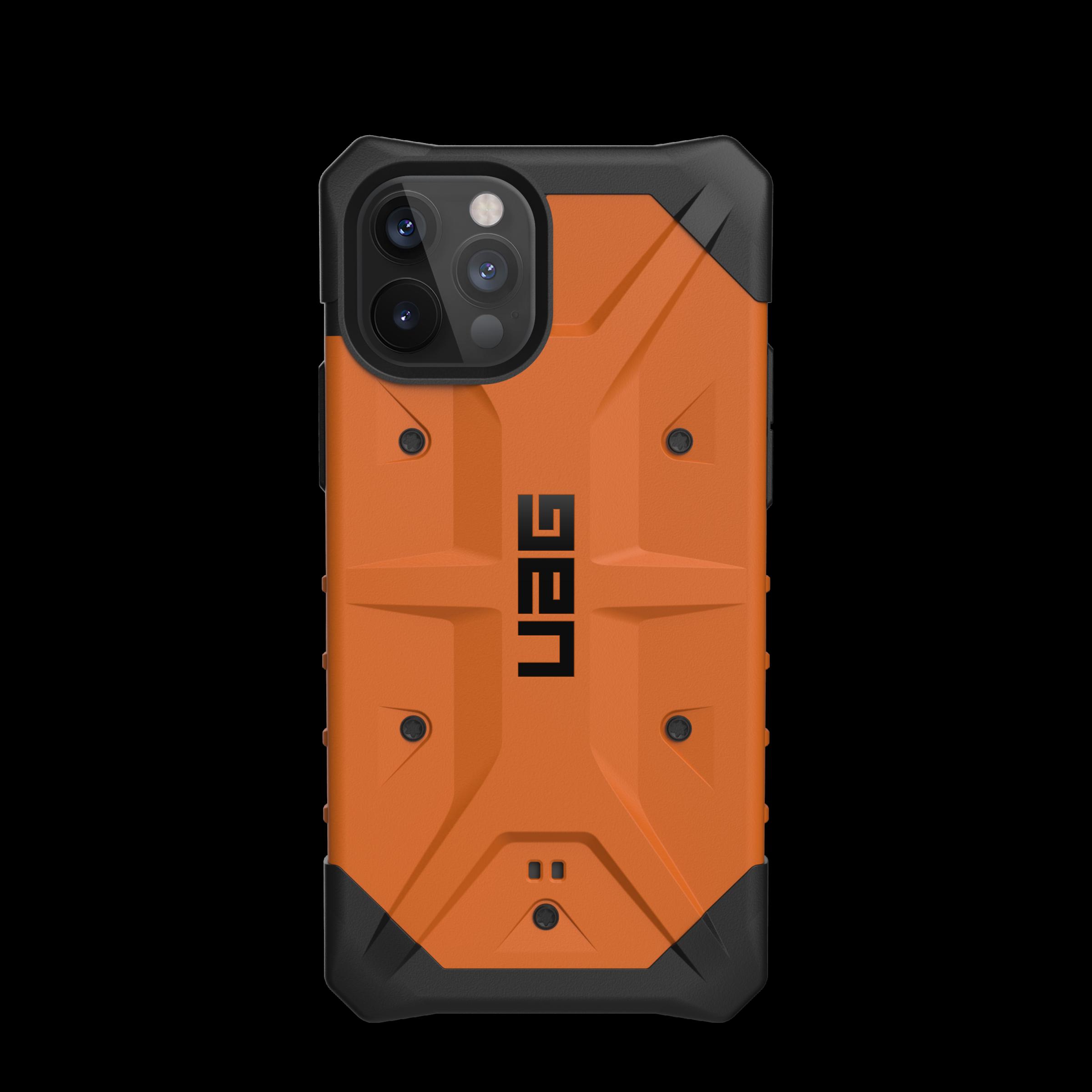 Pathfinder Series Case iPhone 12 Pro Max Orange