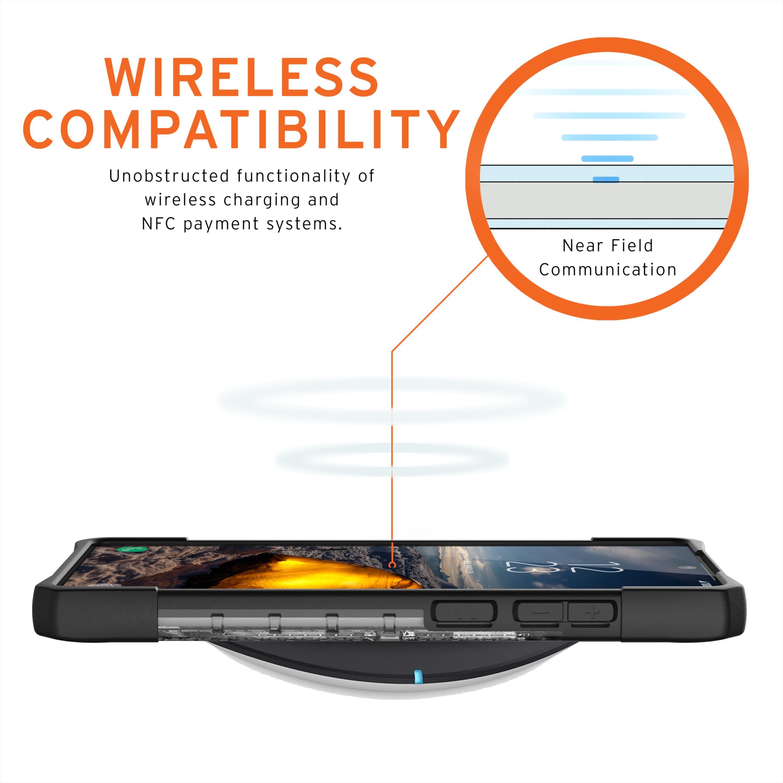 Plasma Series Case Galaxy Note 20 Ultra Ash