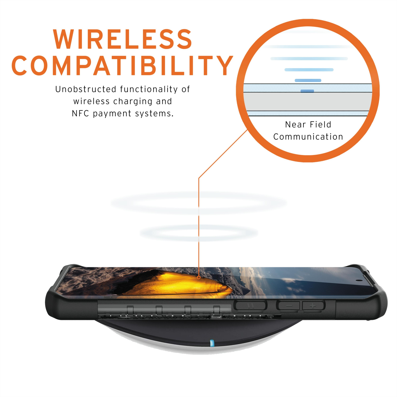 Plasma Series Case Galaxy S20 Ultra Ash
