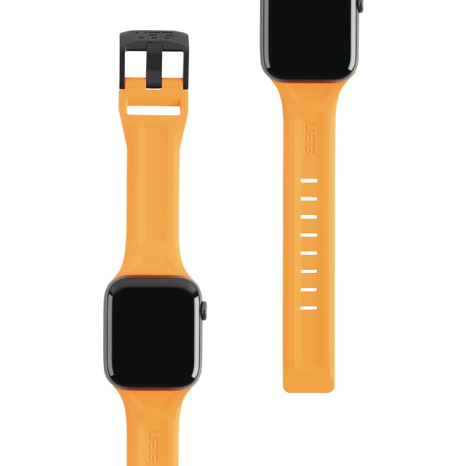 Scout Silicone Strap Apple Watch 42/44/45 mm Orange