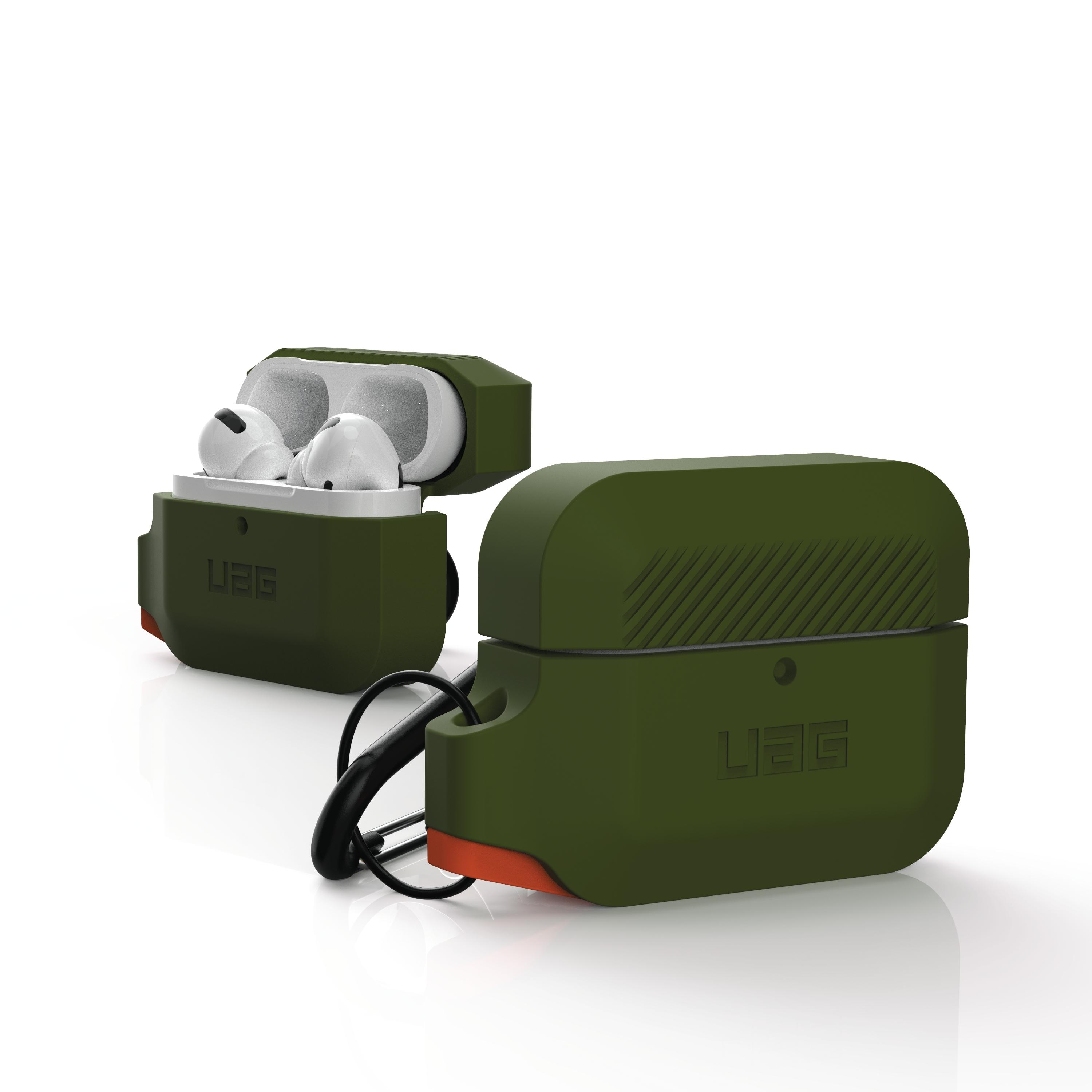 Silicone Case Apple AirPods Pro Olive Drab