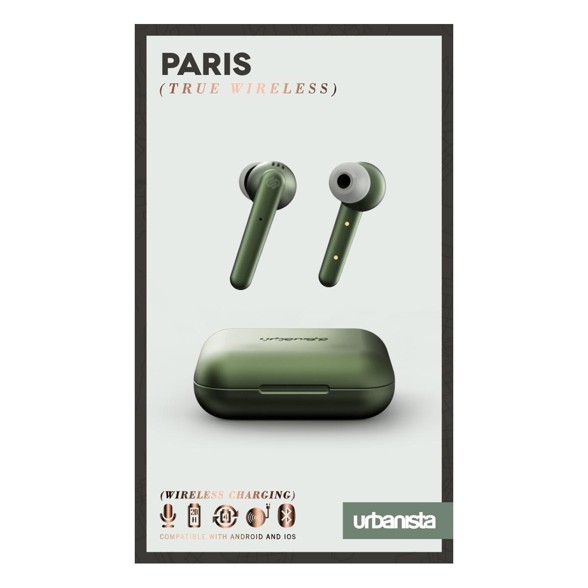 Paris Olive Green