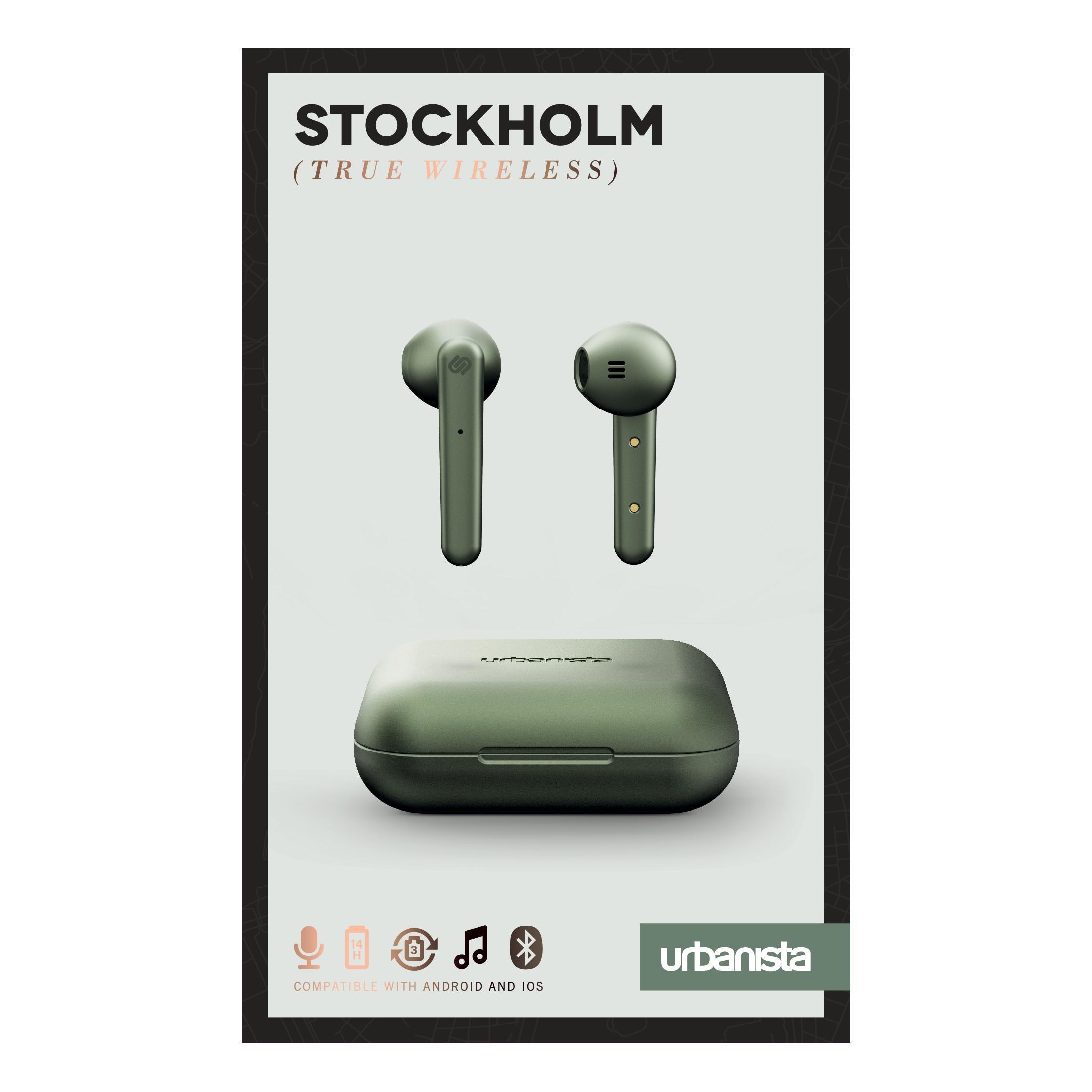 Stockholm Olive Green