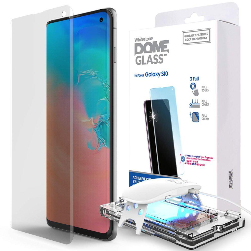 Dome Glass Screen Protector Galaxy S10