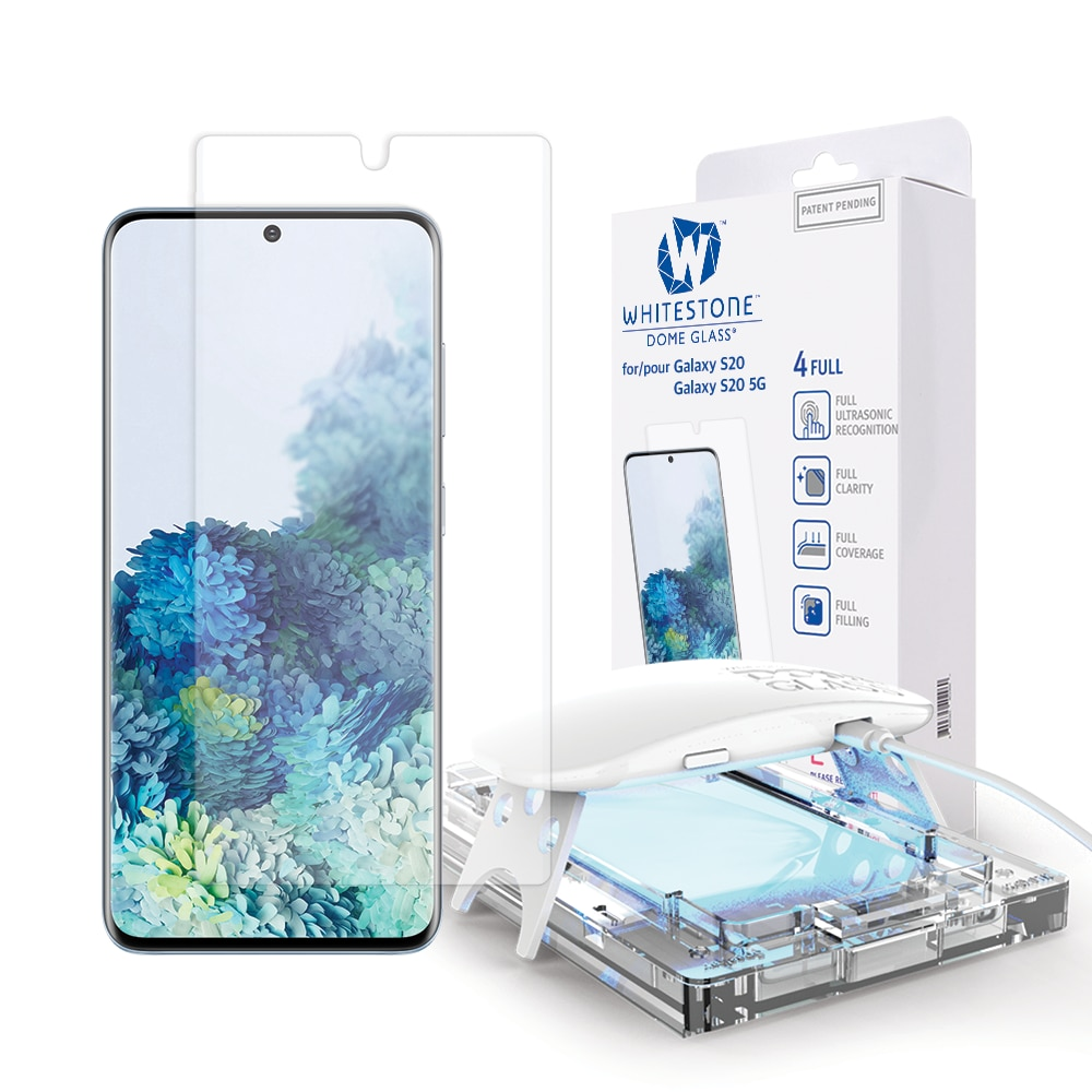Dome Glass Screen Protector Galaxy S20