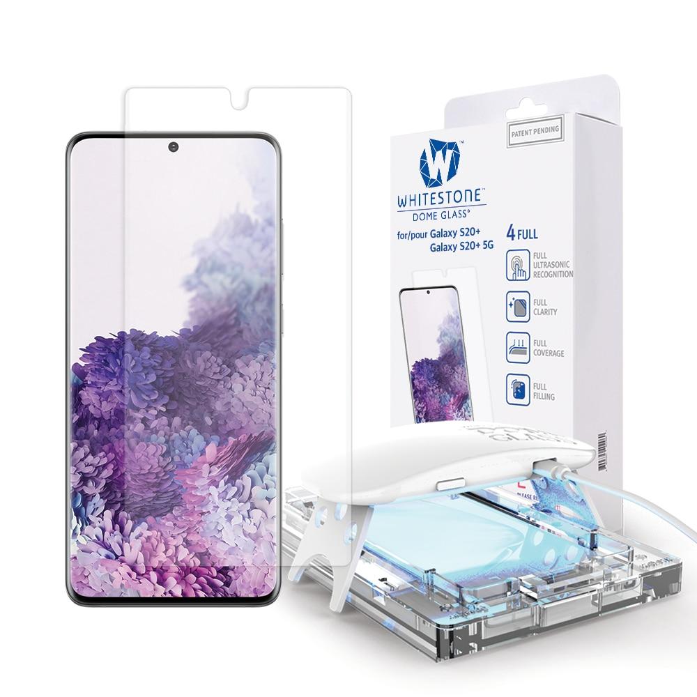 Dome Glass Screen Protector Galaxy S20 Plus