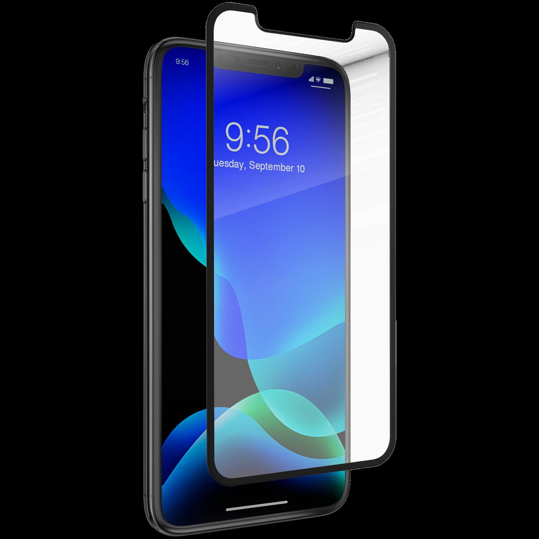 InvisibleShield Glass Elite Edge iPhone 11 Pro Max/XS Max Black