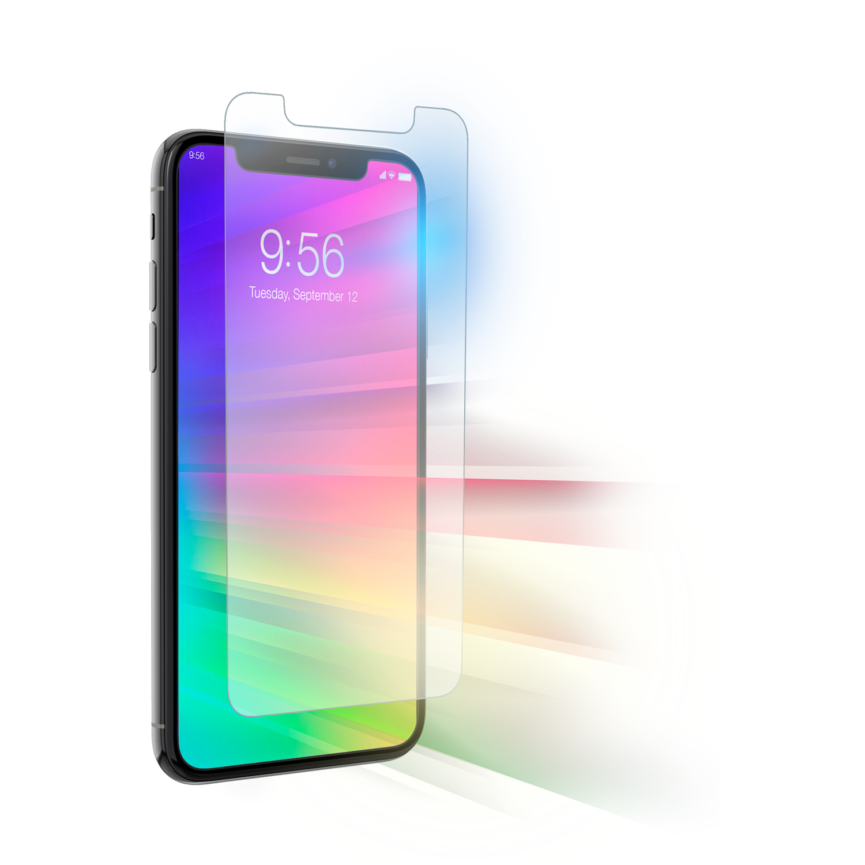 InvisibleShield Glass Elite Visionguard+ iPhone X/XS/11 Pro