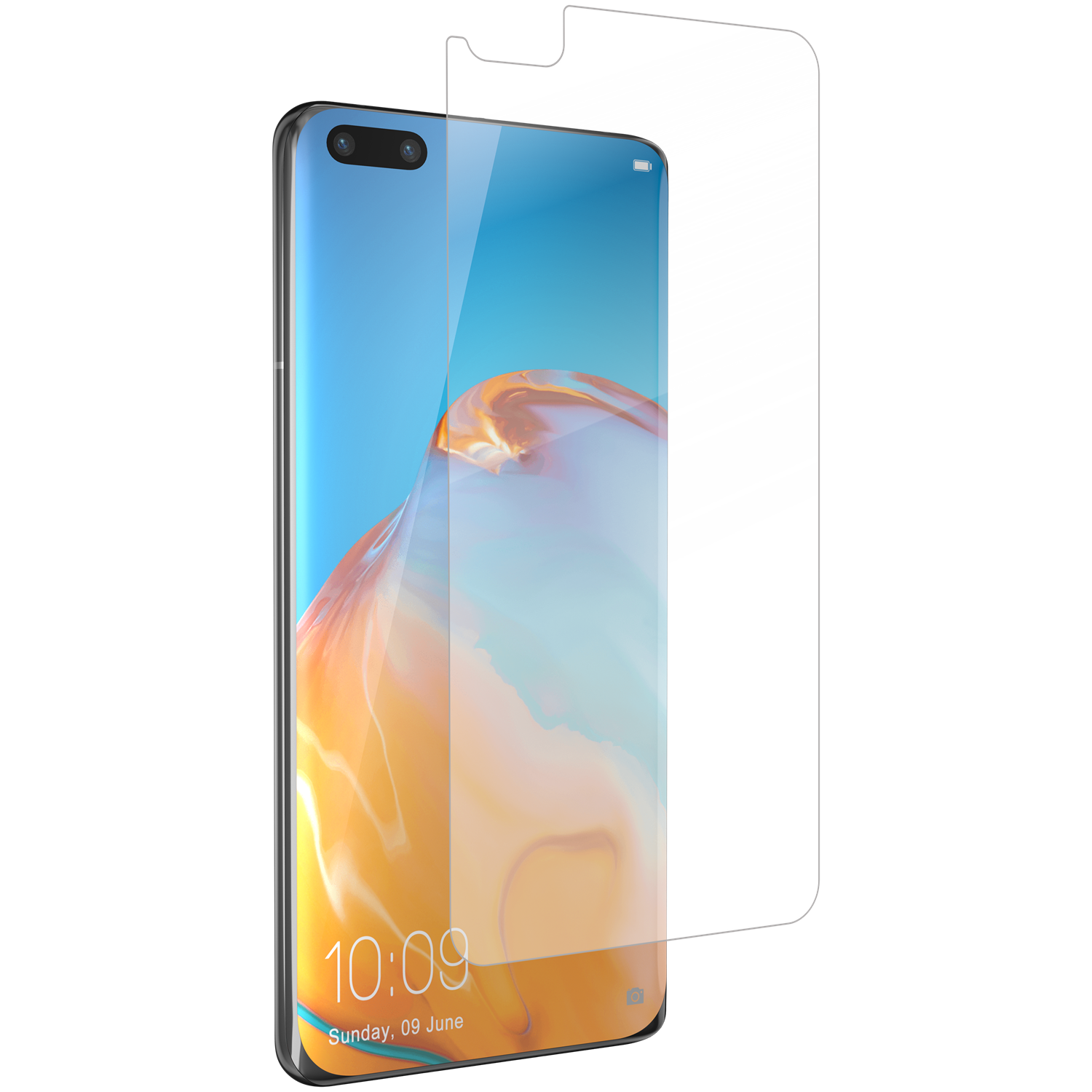 InvisibleShield Ultra Clear Screen Huawei P40