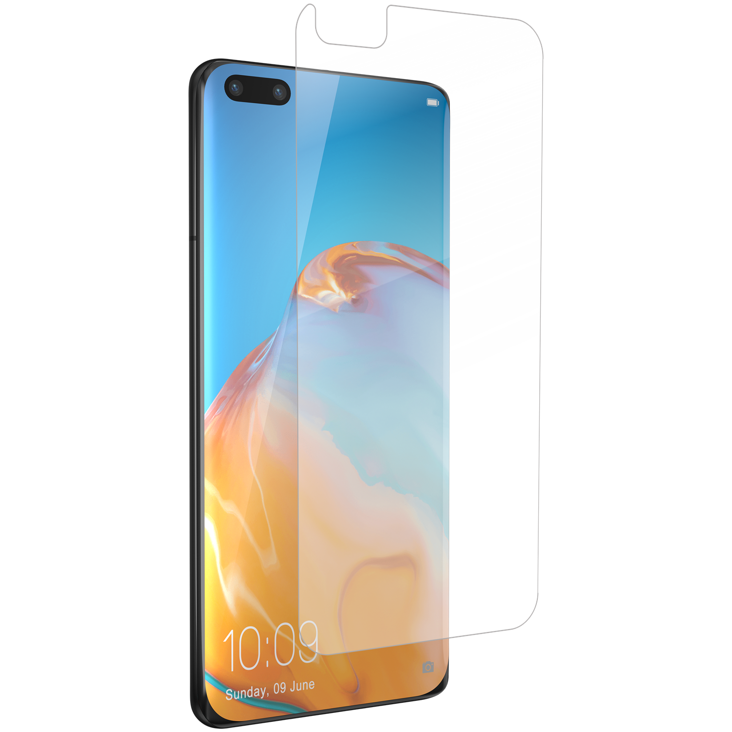 InvisibleShield Ultra Clear Screen Huawei P40 Pro